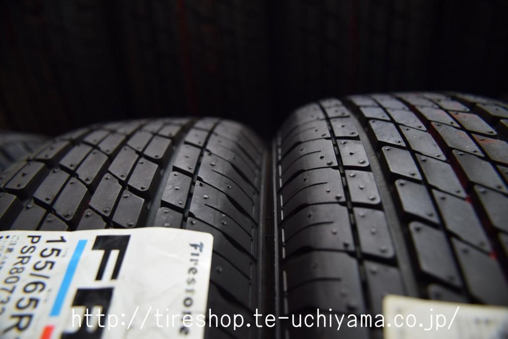 【50号店の一押し商品】 155/65R13 タイヤ 14/09/24